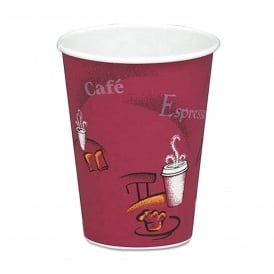 12oz Bistro Cups and Lids