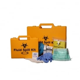 Basic Spill Kit Refill With Disinfectant