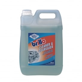 Brillo cleaner/degreaser (5 lt)