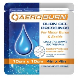 Burnshield Dressing 10cm x10cm (each)
