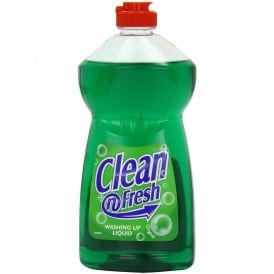 Clean 'n' Fresh Washing up Liquid (pk 12)