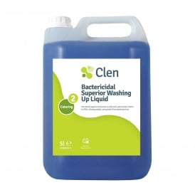 Clen Bactericidal Superior Washing Up Liquid