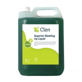 Clen Superior Washing Up Liquid