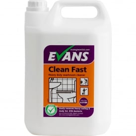 Clean Fast Bactericidal Foaming Washroom Cleaner