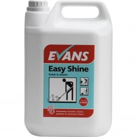 Easy Shine multi floor polish cleaner & maintainer (5 lt)