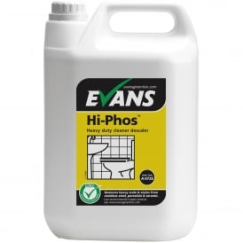 Hi-Phos Toilet Cleaner & Descaler (Suitable for Stainless Steel)