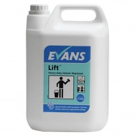 Lift bact. Heavy duty cleaner & Degreaser unperfumed Trigger