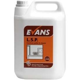 LSP Multi Surface Liquid Spray Polish