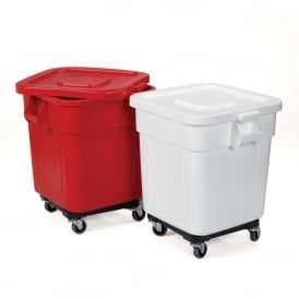 Huskee Bin - with Lid and Wheels