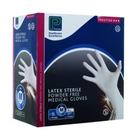 Latex Gloves - Sterile