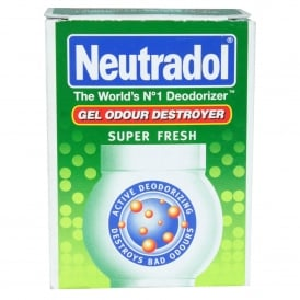 Neutradol solid air freshener Gels (pk 6)