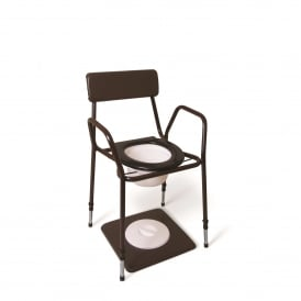 verte - Danby Stacking commode (Height Adjustable)